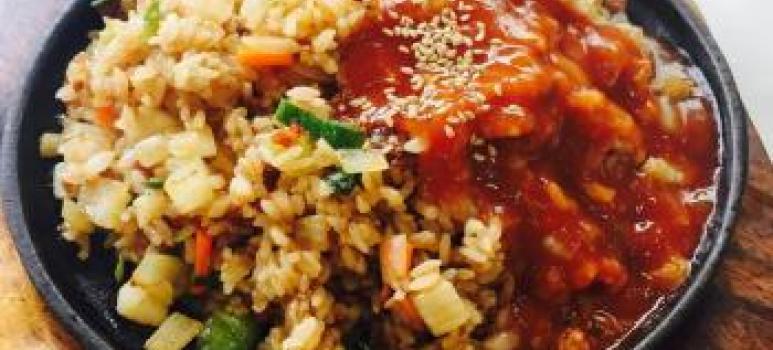 Immagine riso alla cantonese