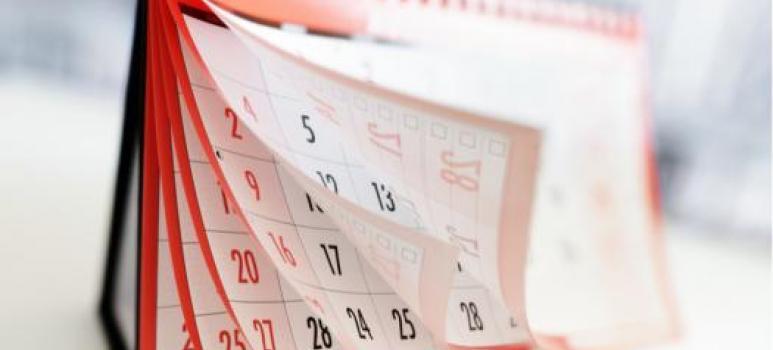 Immagine relativa alle scadenze di settembre 2017